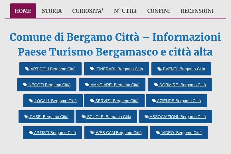 Bergamo Turismo